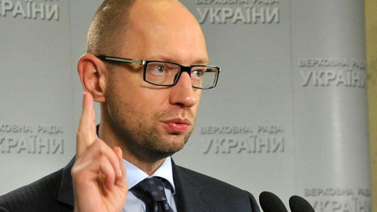 Яценюк обіцяє забезпечити підприємства Східної України держзамовленнями