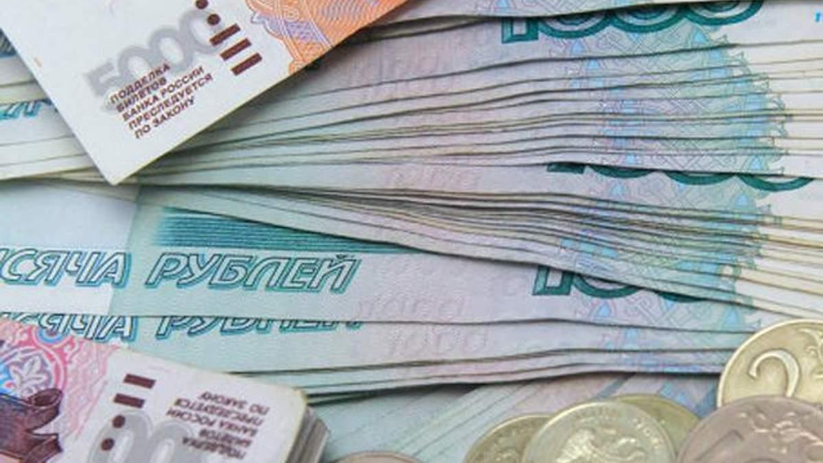 Росія цього року дотує Крим на суму 55,4 млрд. рублів