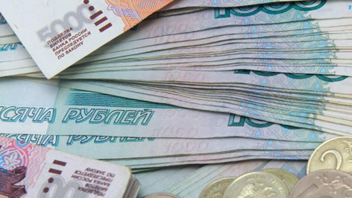 Россия в этом году дотирует Крым на сумму 55,4 млрд. рублей