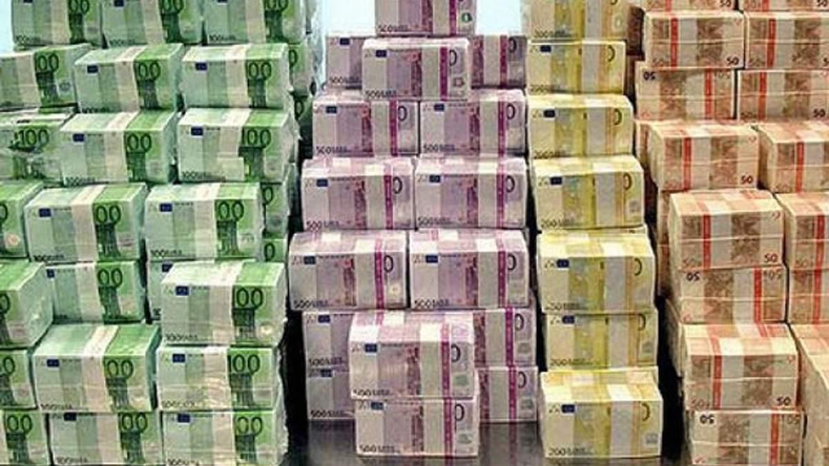 Україна підписала документи, які необхідні для виділення 1 млрд євро