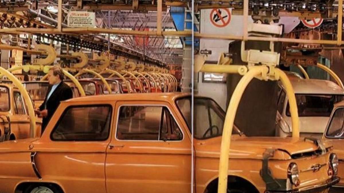Украина увеличила производство автомобилей на 86%