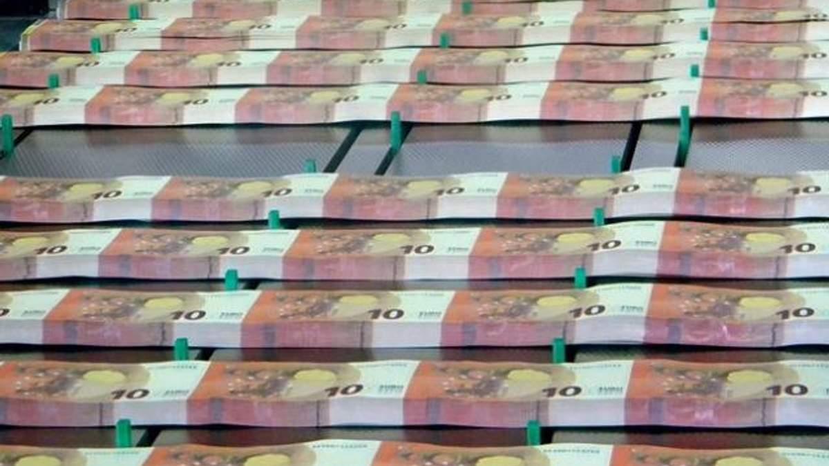 В ЄС представили нові банкноти в десять євро - 13 мая 2014 - Телеканал новин 24
