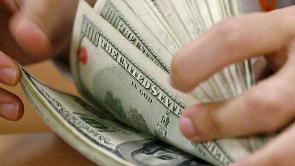 Украинцы стали больше продавать валюту, чем покупать, - НБУ