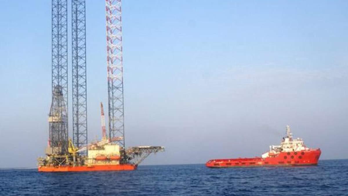 """""""Нафтогаз"""" предлагает """"Газпрому"""" компенсировать газ, находящийся на балансе """"Черноморнефтегаза"""""""