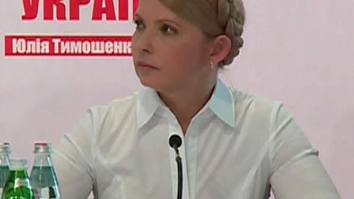 Тимошенко: Треба знизити ставки кредитів для сільгоспвиробників
