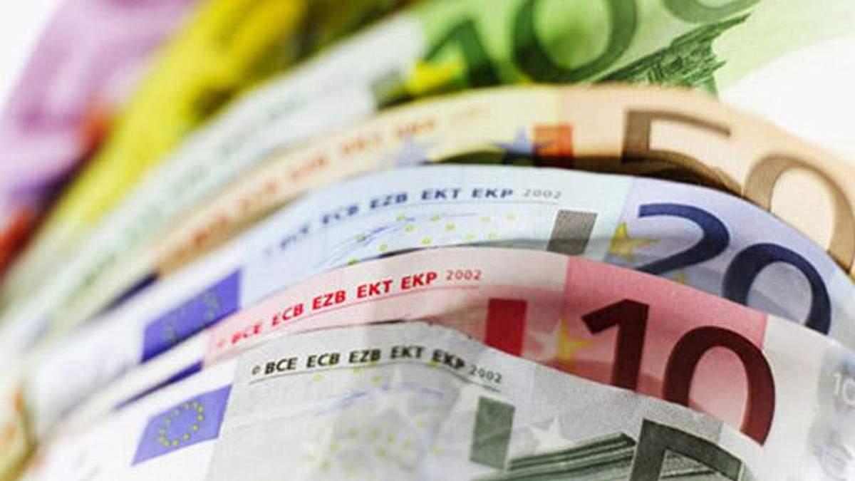 Перші 100 млн. євро допомоги від ЄС Україна отримає завтра