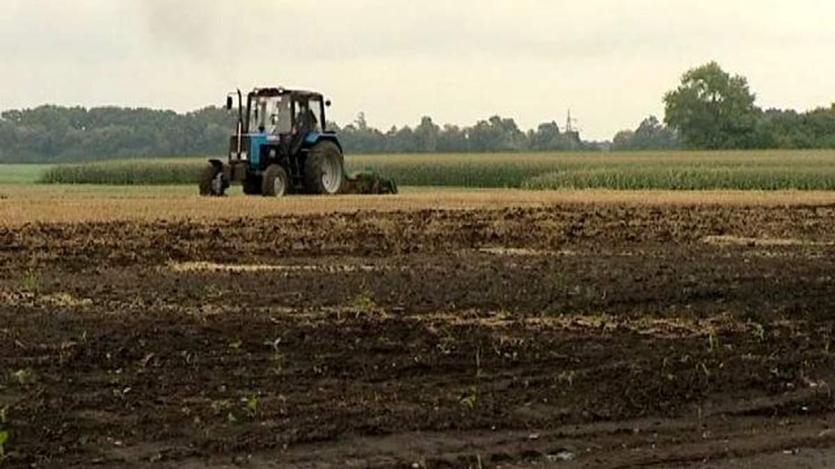 В аграрные регионы Украины хотят направить группы мобильных регистраторов