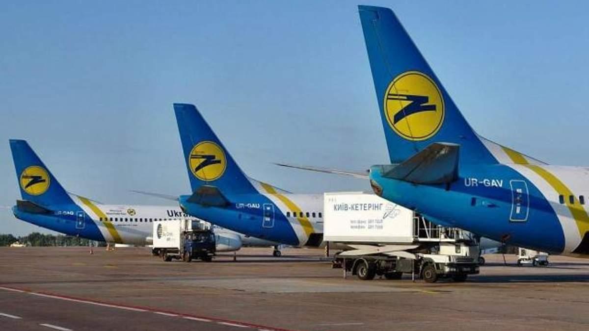 МАУ продовжила скасування рейсів до Сімферополя до 25 жовтня