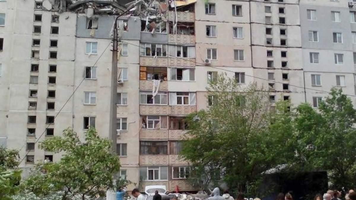 Уряд виділить на житло постраждалим в Миколаєві понад 40 млн грн