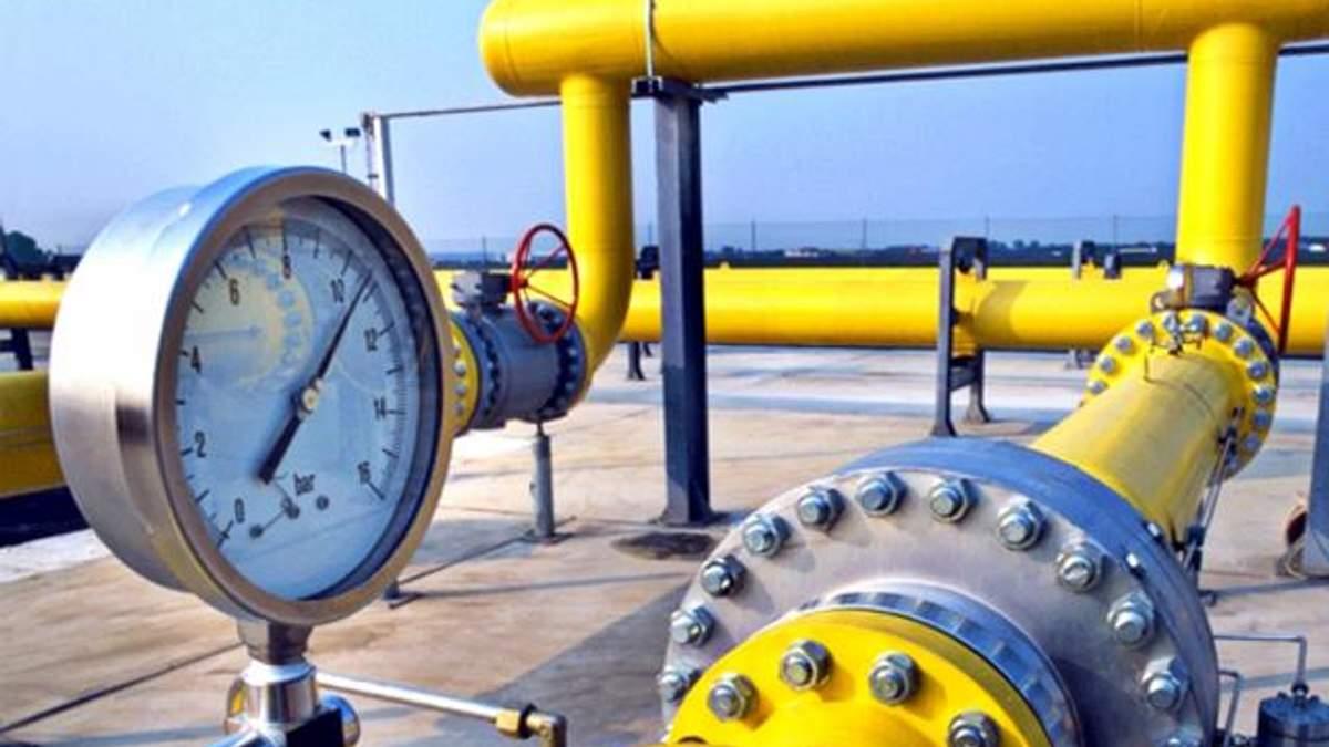 Объем импорта газа в Украину из Венгрии увеличился на 40%