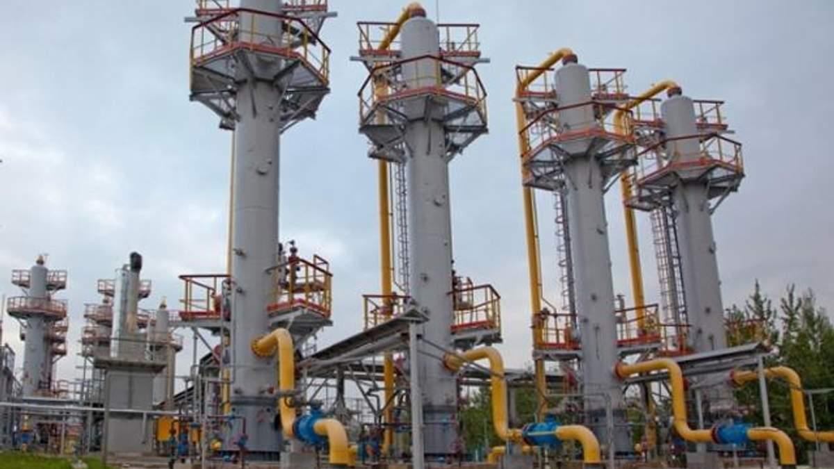 Украина увеличила запасы природного газа на 50%