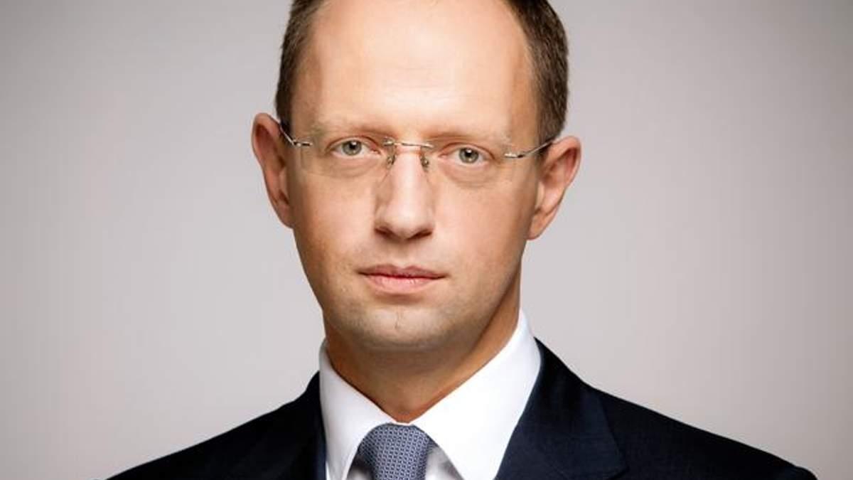 Україна готова до ринкового компромісу з Росією щодо газу, – Яценюк