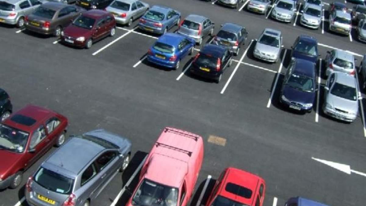 Нарушителей правил парковки будут штрафовать