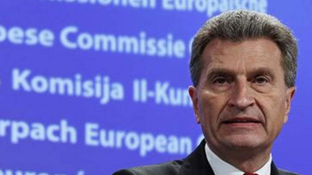 В ЕС считают, что Украина может платить 350-390 долларов за российский газ