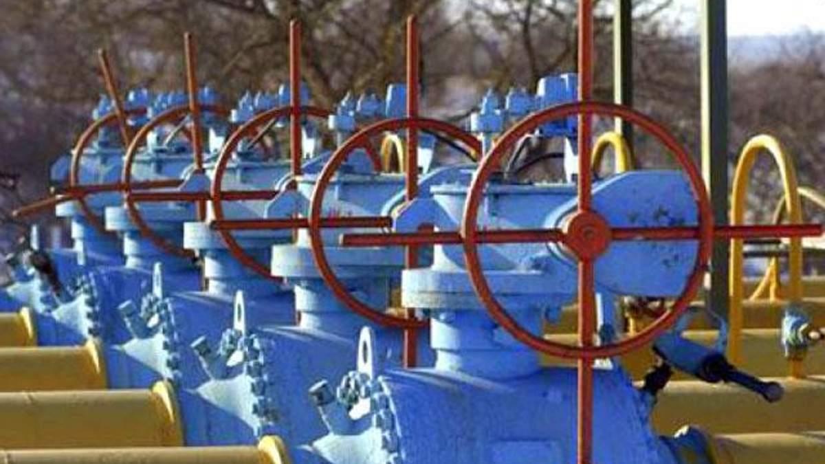 Україна нарощує запаси газу у підземних сховищах