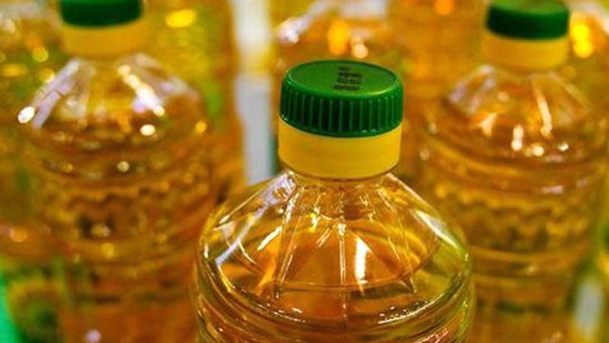 За 20 днів українська олія потече в Євросоюз