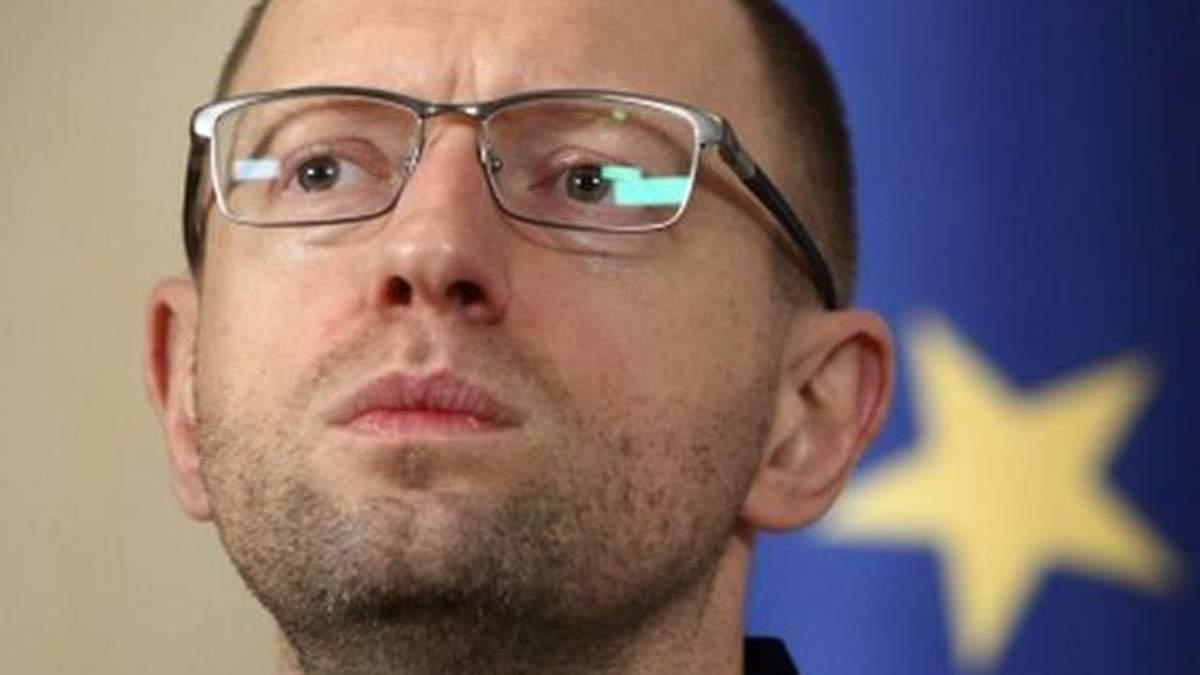 Россия хочет уничтожить Украину не только политически, но и экономически, — Яценюк