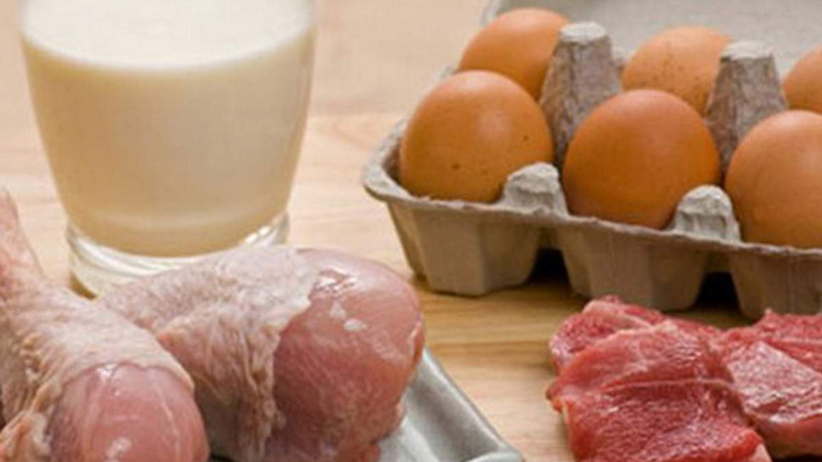 В Украине увеличено производство мяса, молока и яиц, — Минагрополитики
