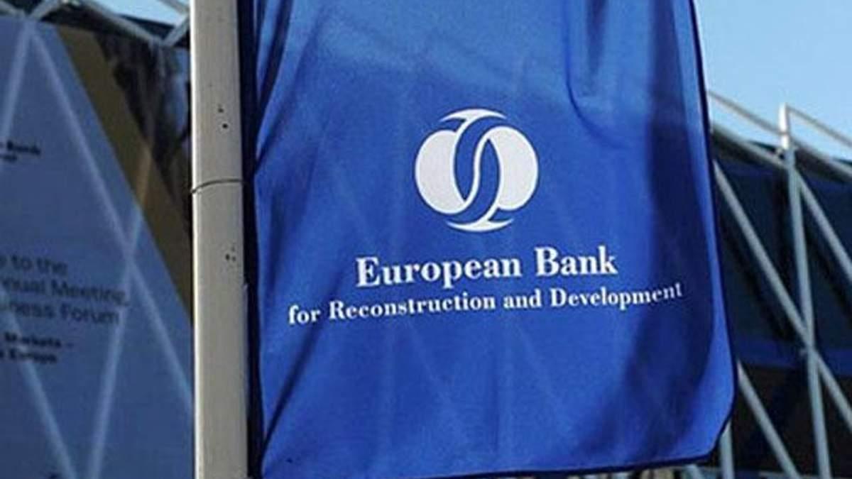 ЕБРР прогнозирует, что принесет Украине миллиард евро инвестиций