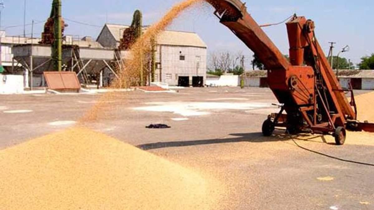 Україна вже експортувала 14,5 млн тонн зернових