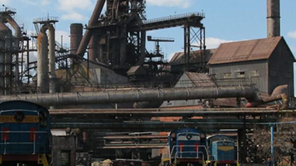 Промпроизводство в Донецкой области в прошлом году сократилось на треть