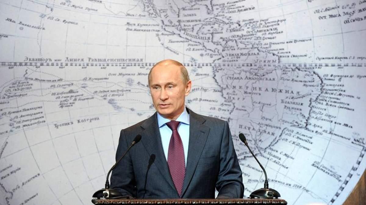 Чому Путін не переживе 2015 рік: версії світових ЗМІ