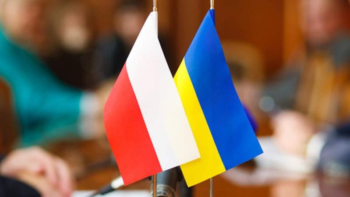 Україна стрімко збільшила експорт у Польщу