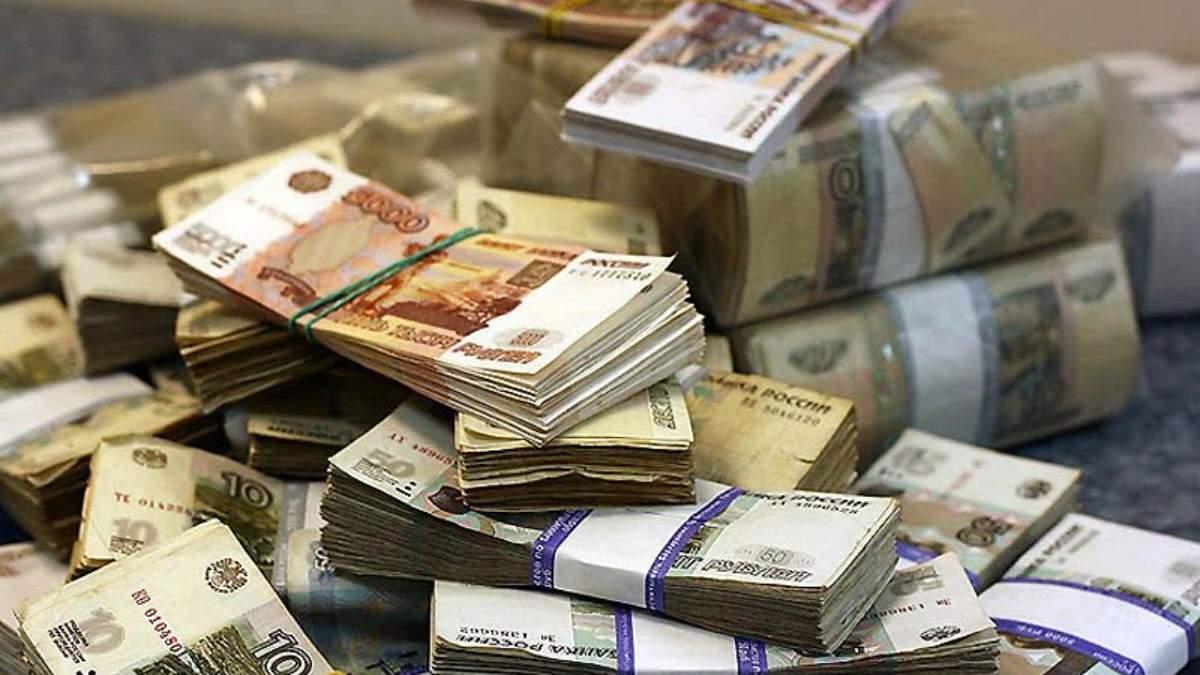 У Росії проблеми: закінчуються гроші для терористів