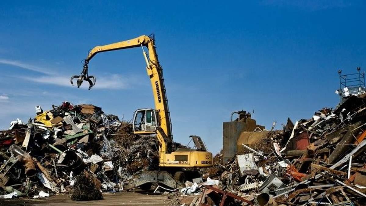 Украина на экспорте металлолома в этом году потеряет до 150 млн долл. выручки, — эксперты