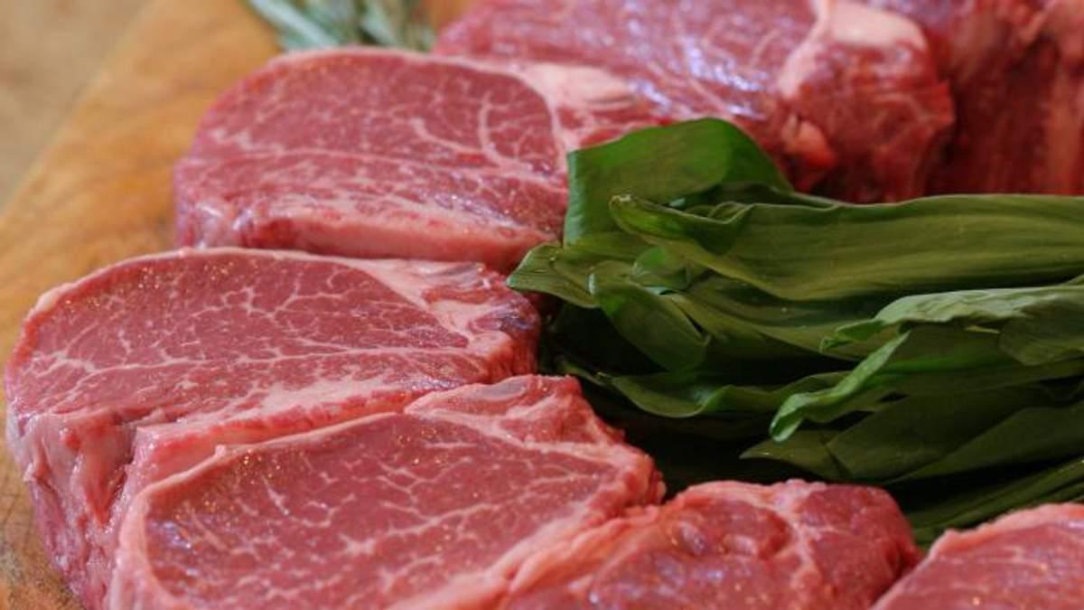 Україна експортуватиме охолоджене м'ясо в Ізраїль