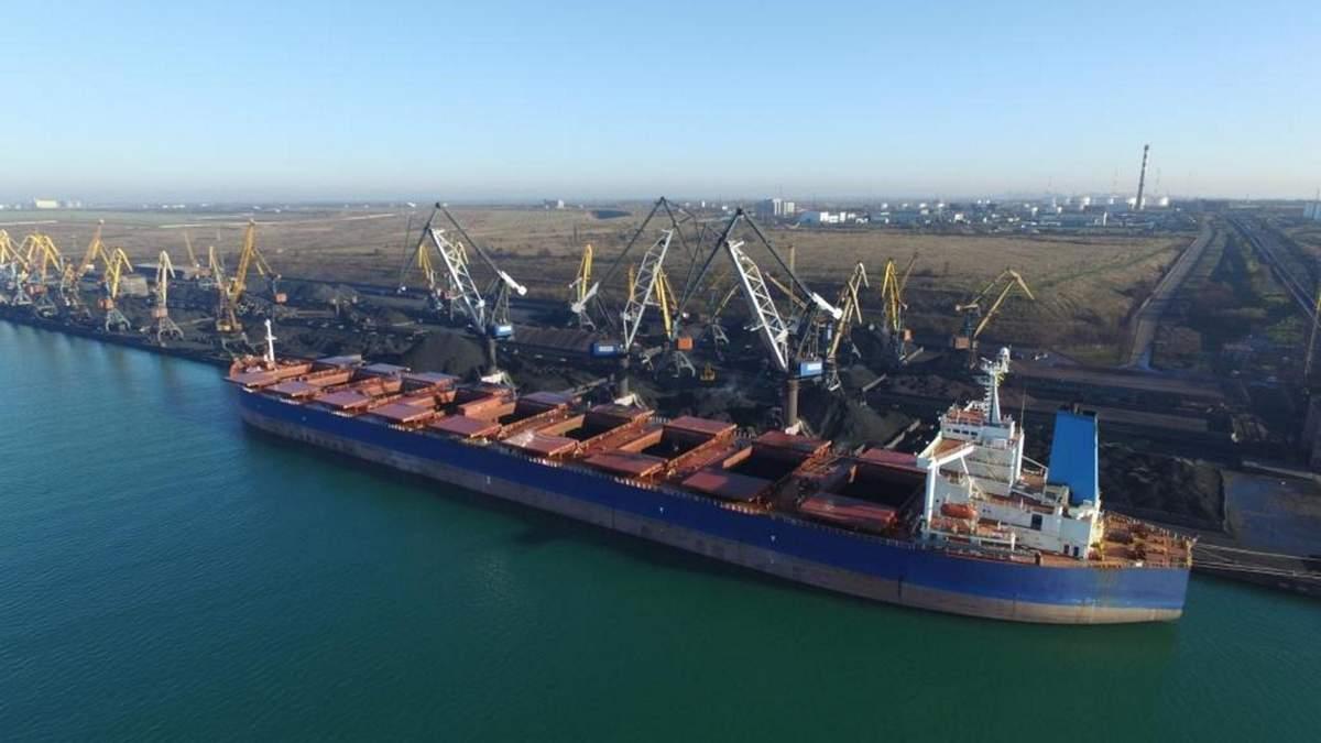 """Государство должно поддержать проект Бахматюка в порту """"Южный"""", – """"Голос Украины"""""""