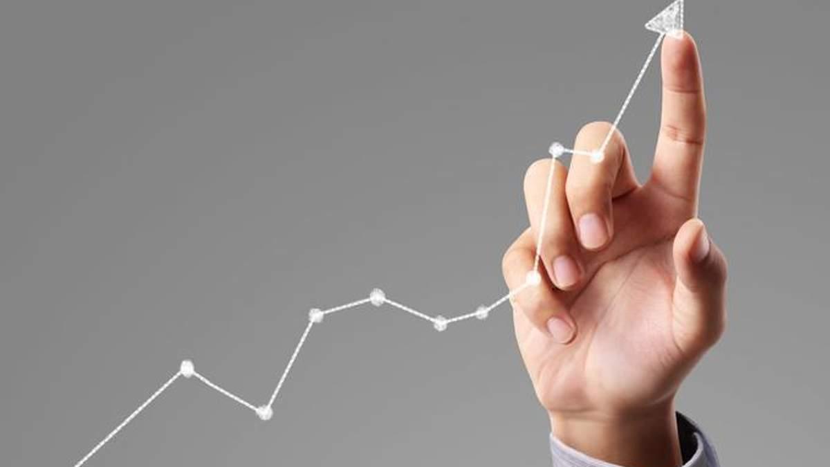 Рост ВВП Украины ускорился в 6 раз