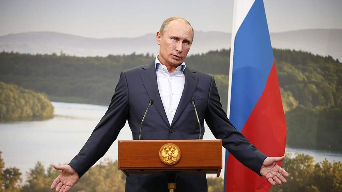 Бюджетный дефолт Путина