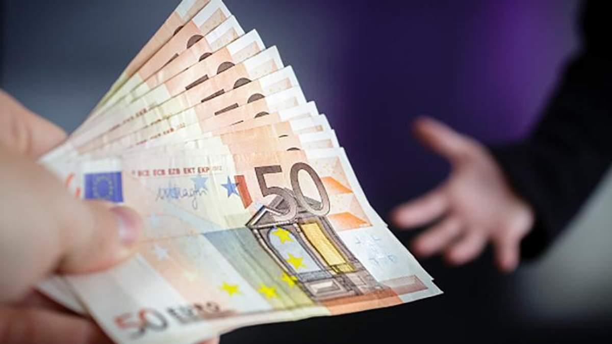Наличный курс валют 4 ноября: евро пересек отметку в 29 гривен