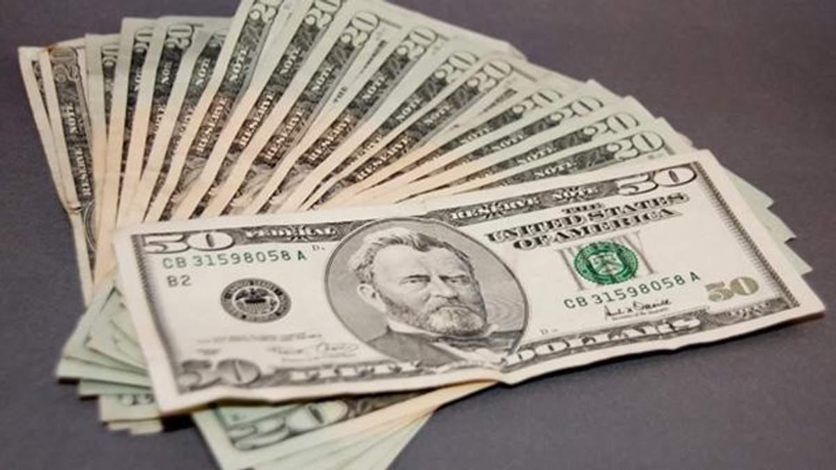 Наличный курс валют 8 ноября: доллар стремительно пошел вверх