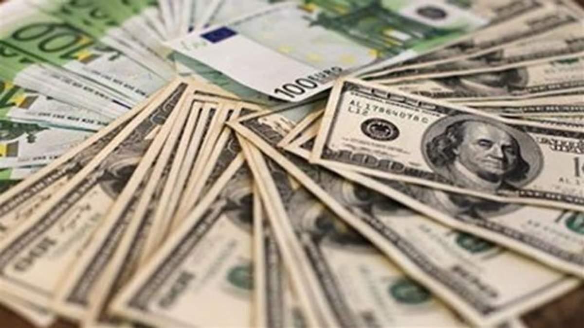 Наличный курс валют 24 ноября: евро пошел вверх