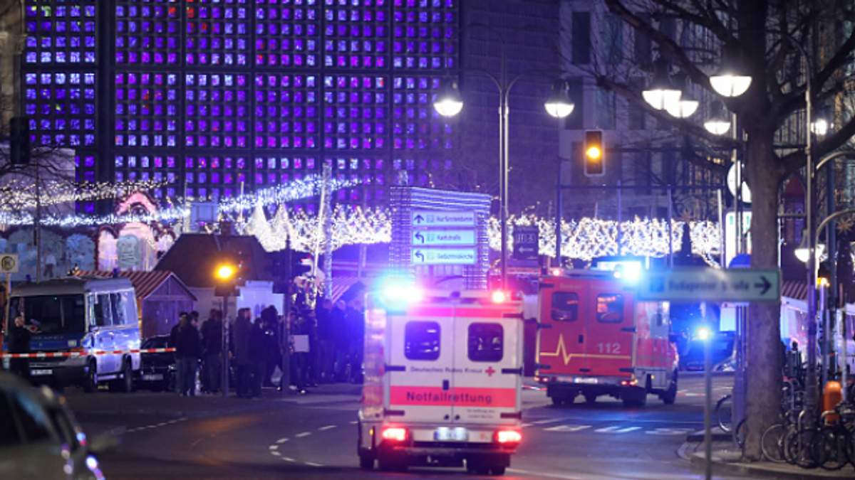 Трагедія у Берліні, Держбюджет-2017, – головне за добу