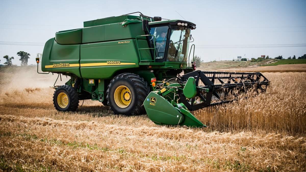 Украина отличилась большим зерновым рекордом