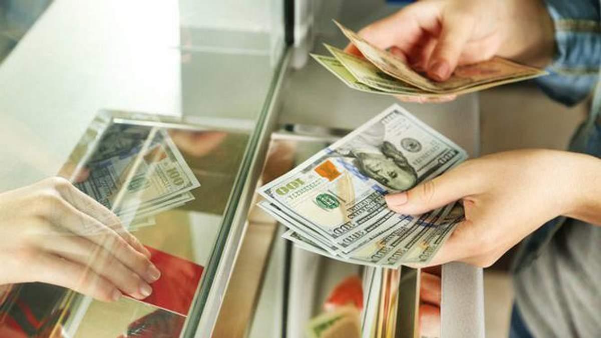 Наличный курс валют 13 января: доллар подорожал еще на четверть гривны