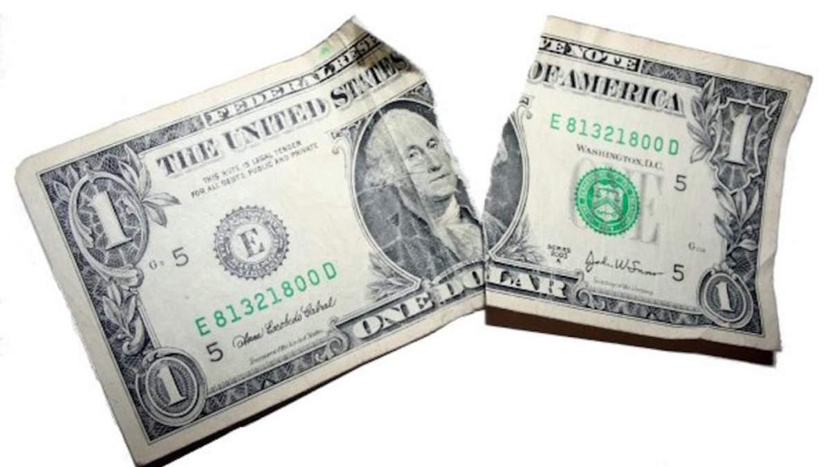 Наличные курсы валюты 2 февраля: доллар продолжает дешеветь