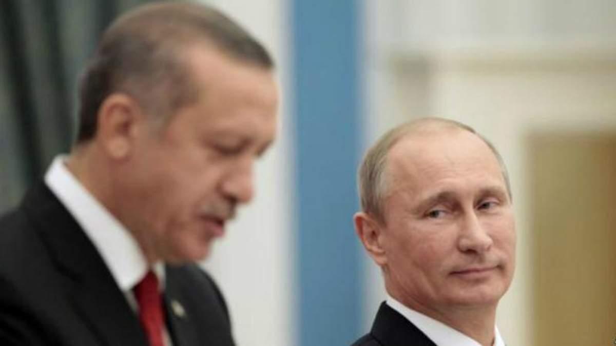 Туреччина ввела нові обмеження проти Росії