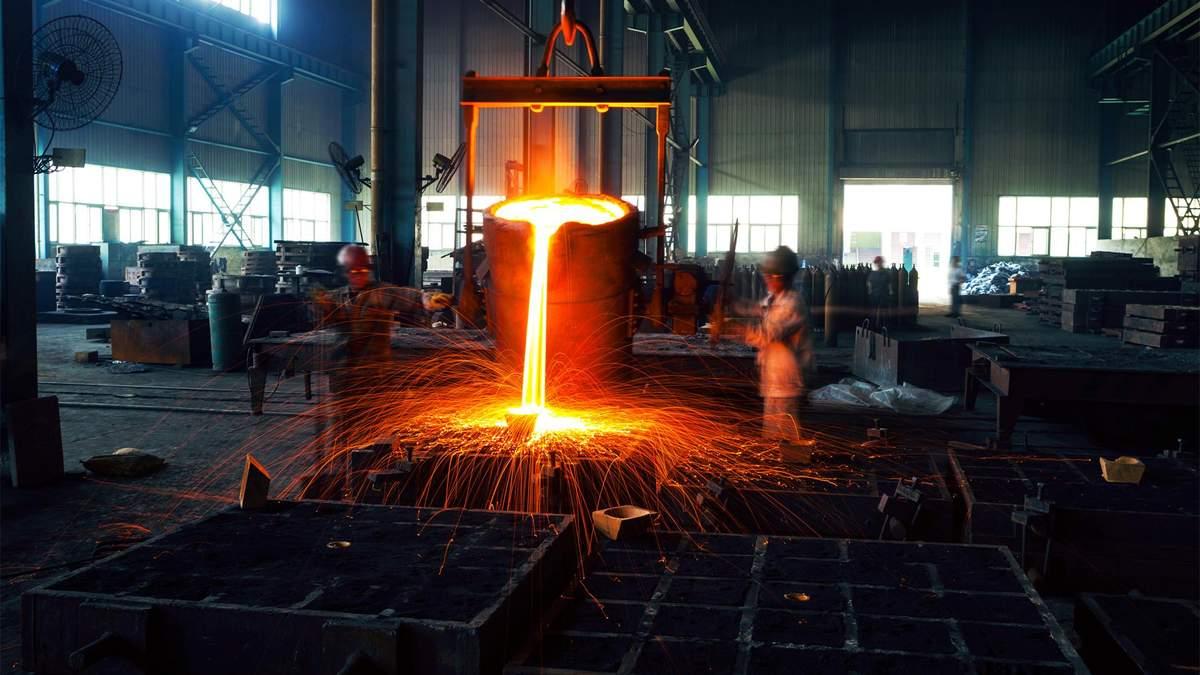 Украинский металл не является угрозой для производителей ЕС, – заместитель министра экономики