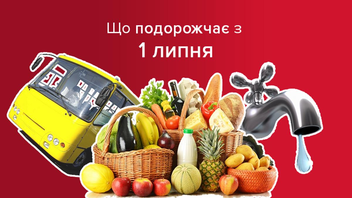 Повышение коммуналки 1 июля Украина: список что подорожает еще