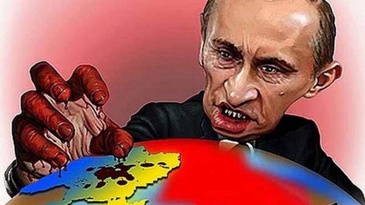 Путин незаконно сделал море у берегов Крыма свободной экономической зоной
