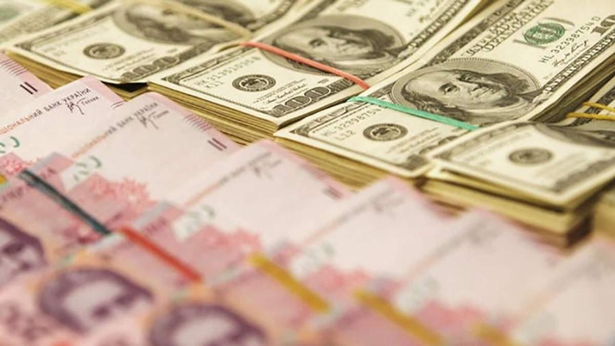 Курс валют НБУ на 04-07-2017: курс долара, курс євро