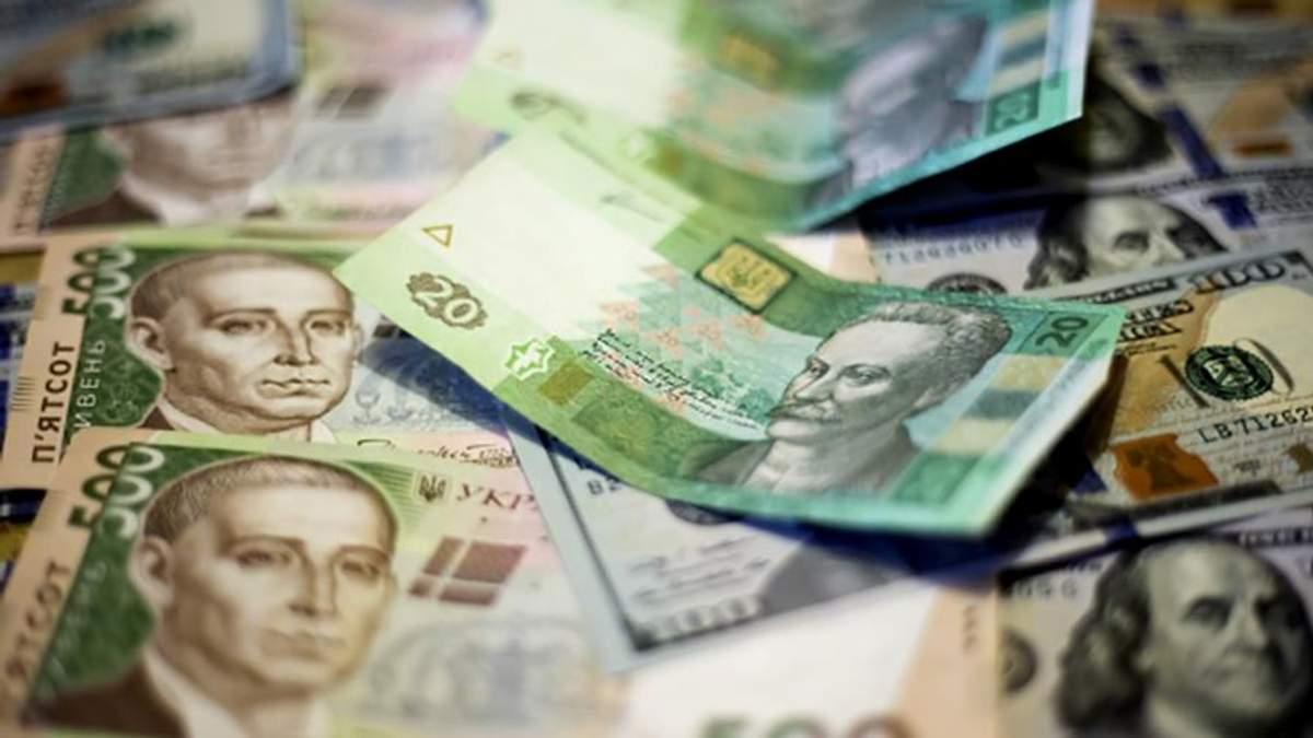 Курс валют НБУ на 05-07-2017: курс долара, курс євро