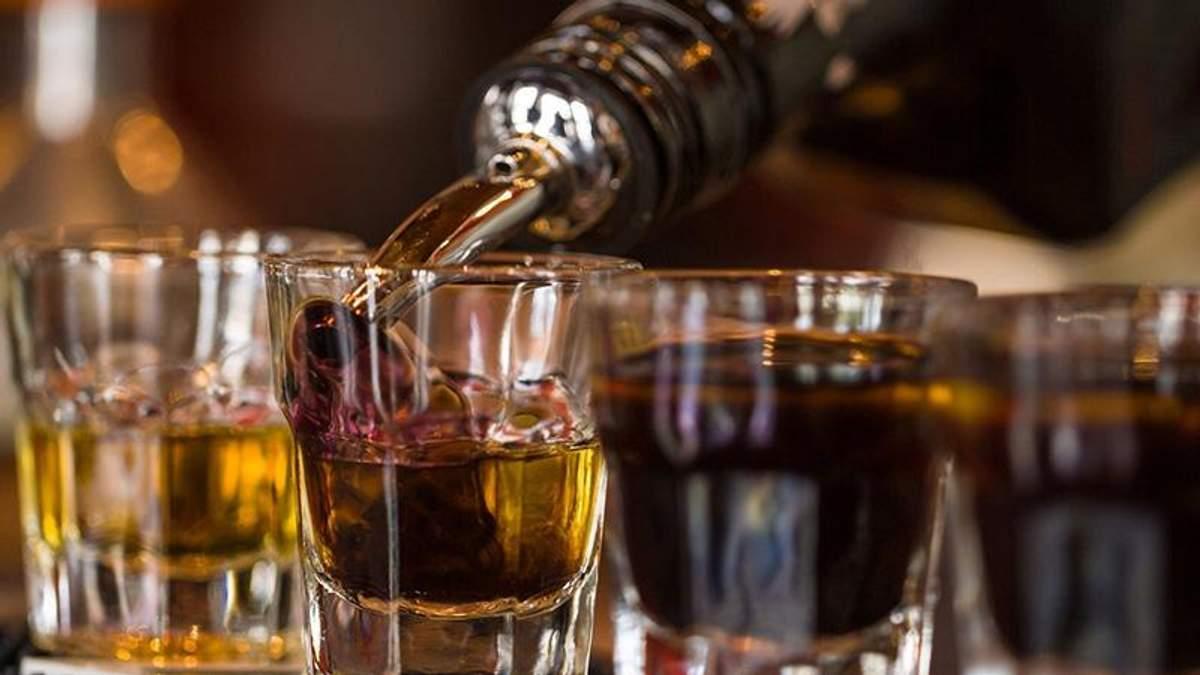 Украина существенно нарастила экспорт водки