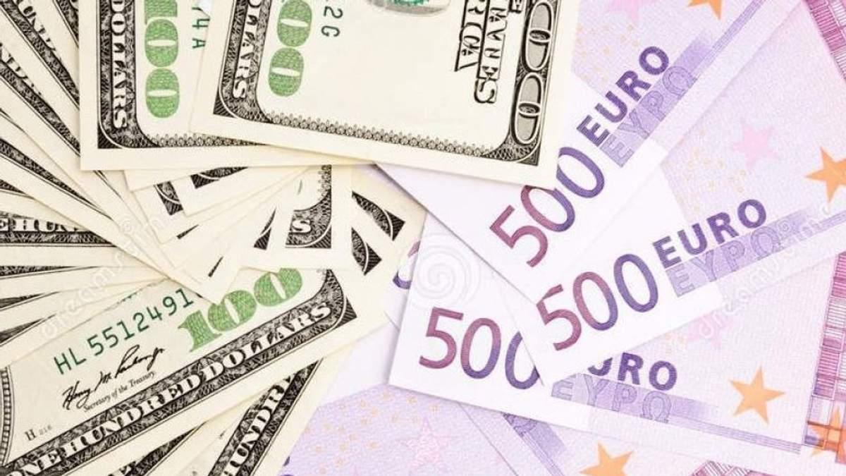 Курс валют НБУ на 06-07-2017: курс долара, курс євро