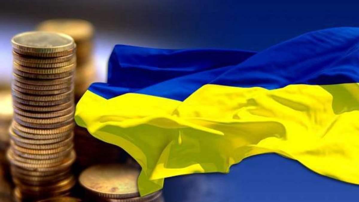 НБУ ухудшил прогноз ВВП Украины в 2017 году