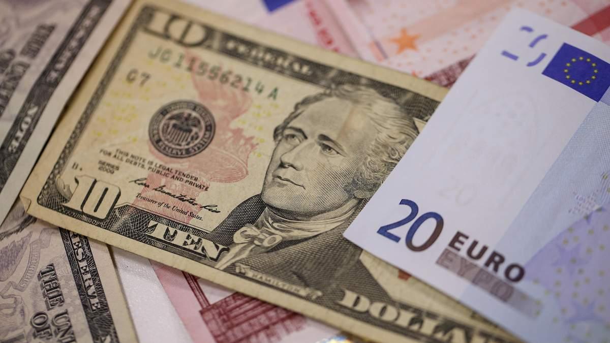 Готівковий курс валют 10-07-2017: курс долара, курс євро